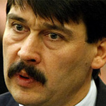 Hungarian President Janos Ader quietly visits Canada, United States