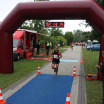 "Hungarian athletes win world's first ""Ultra Triathlon"""