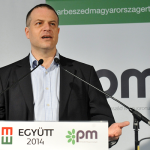 Milla founder Peter Juhasz to remain co-chair of Together 2014-PM coalition