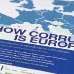 EU releases first anti-corruption report