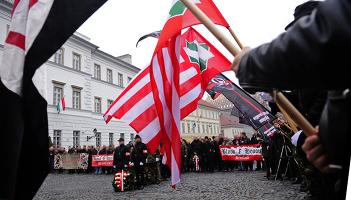 Neo-Nazis commemorate German attempt to