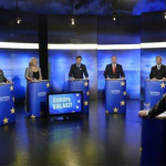 Hungarian EP candidates debate issues live on TV