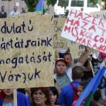 500 protest plan to bulldoze Roma housing estate in Miskolc