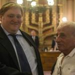 David Schwezoff elected CEO of Budapest Jewish Community