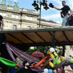 Thousands participate in 19th annual Budapest Pride march