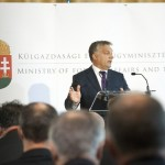 Orbán attacks liberal EU immigration policies at annual ambassadors meeting