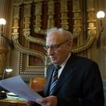 Zoltai denies betraying Hungarian Jewish community