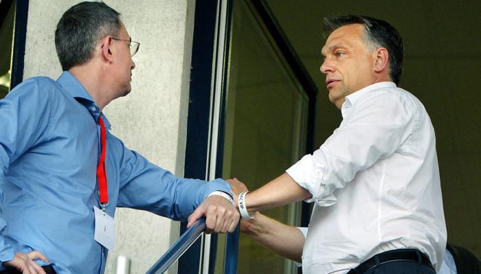 Garancsi István; Orbán Viktor