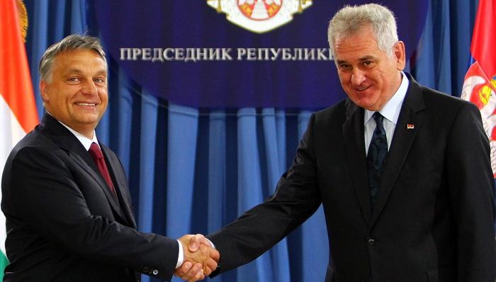 Orbán Viktor; NIKOLIC, Tomislav