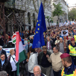 Anti-gov't protests planned in at least 11 Hungarian cities Sunday