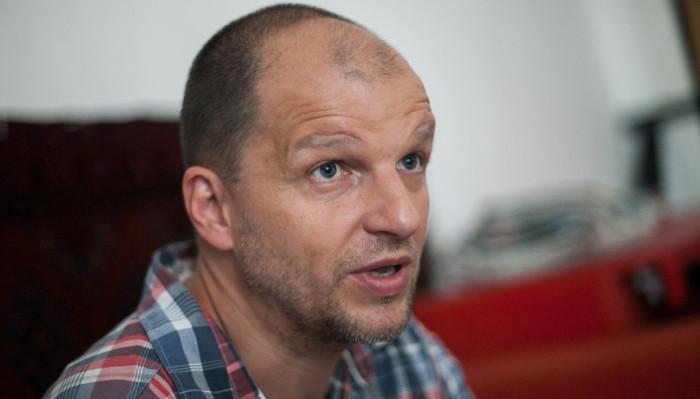 András Kováts| Photo: Márton Magócsi