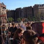 Anti-refugee demonstration, counter-demonstration held in Budapest