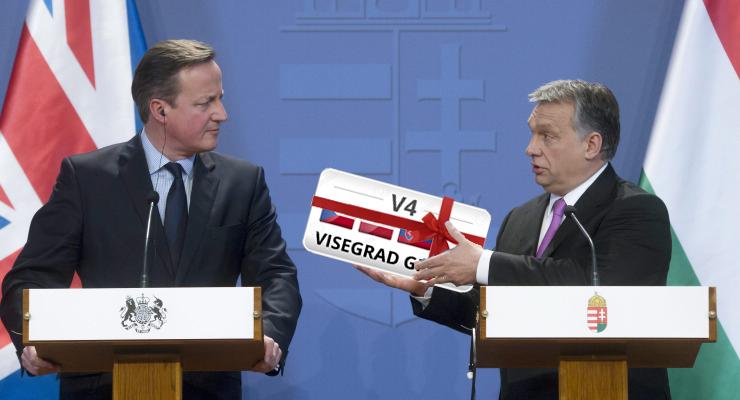CAMERON, David; Orbán Viktor