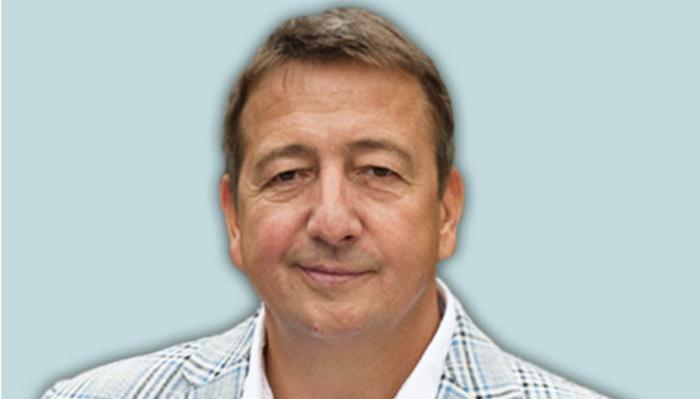 Zsolt Bayer (Photo: Magyar Hírlap)