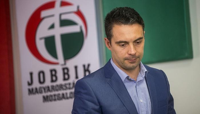Gábor Vona. MTI Fotó: Marjai János