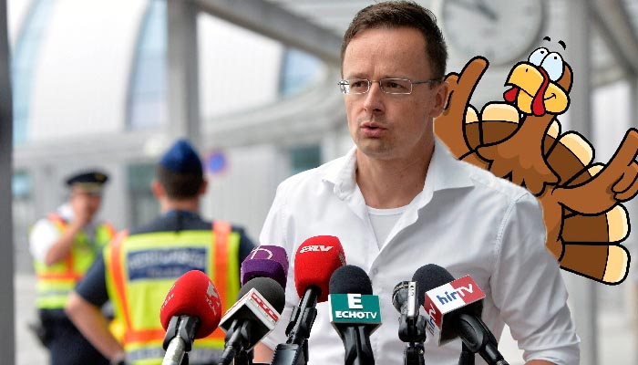 Szijjártó: We must stand with the Turkish government and president