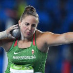 Team Hungary takes silver and bronze medals in swimming, women's shot put