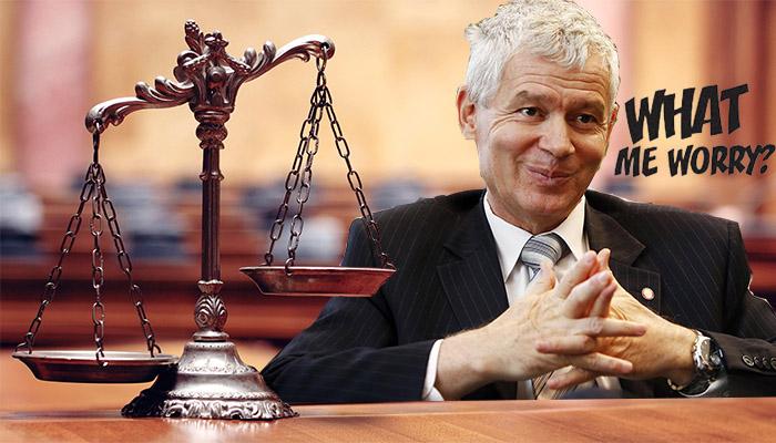 The head of Hungary's prosecution service, Péter Polt