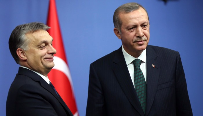 TURKEY-HUNGARY-DIPLOMACY