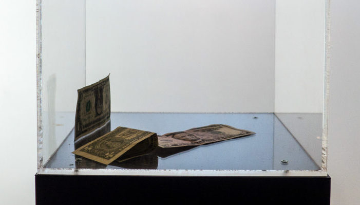 Donation Box at Computer History Museum