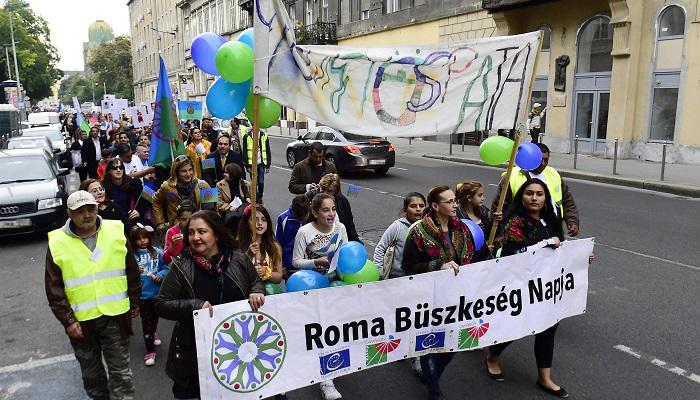 A roma büszkeség napja