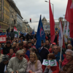 """Opposition, civil leaders call on supporters to """"wash away the shame"""" of Orbán regime"""