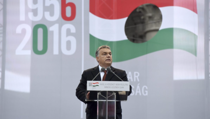 Viktor Orbán: We are the confident sons of a strong Hungary