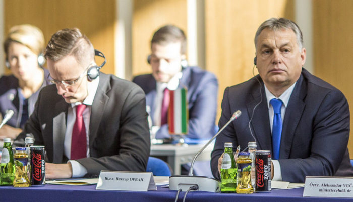 Hungary to withdraw from Open Government Partnership