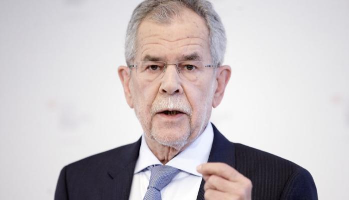 Austria's new President-elect, Alexander van der Bellen