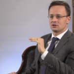 Szijjártó accuses the United States and George Soros of meddling in Hungary's domestic affairs