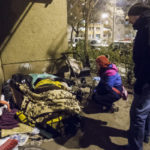 In race against time, Hungarian social workers persuade homeless to seek shelter
