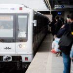 Restored metro cars go into service on M3 line