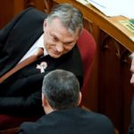 Orbán and Matolcsy undergo confrontational questioning from opposition politicians in Monday parliamentary session