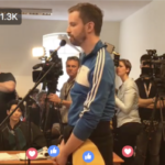 Márton Gulyás, Gergő Varga sentenced to public work for throwing paint at presidential palace