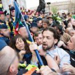 CEU demonstrators report strange encounters with uniformed men in days after protest