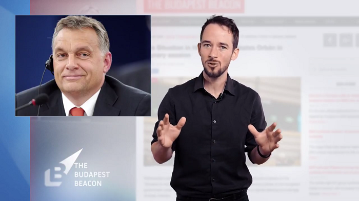 [VIDEO]: Join Justin Spike for this week's Budapest Beacon news summary