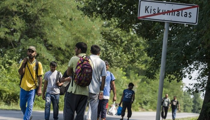 Government deprives refugees of food at Kiskunhalas camp