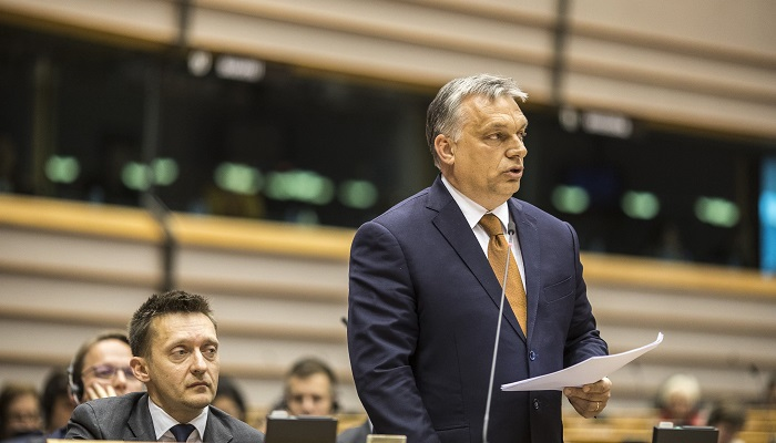 The Situation in Hungary: EP debates Orbán in plenary session