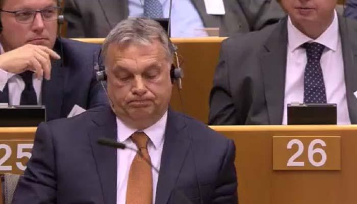 Orbán's critics give him a tongue-lashing in European Parliament (video)