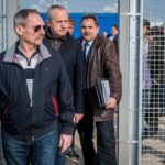 Interior Minister says refugees are not currently being transported to transit zones