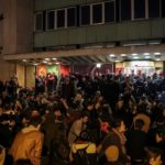 Spontaneous protests last late into Monday night in response to passage of Lex CEU