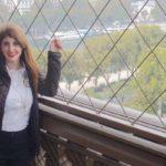 Eszter Fabriczki, CEU student, concerned Jew