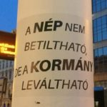 Mysterious ad columns skirt new Fidesz-authored law on political advertising