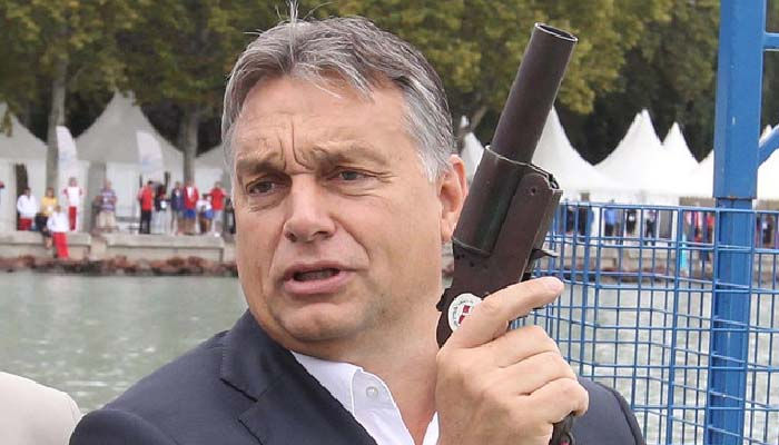 Orbán to set crosshairs on journalists