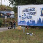 "Jobbik likely behind new wave of ""public service message"" billboards"