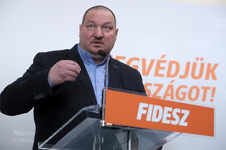Fidesz Vice President Szilárd Németh accuses civil activists of plotting to foment riots