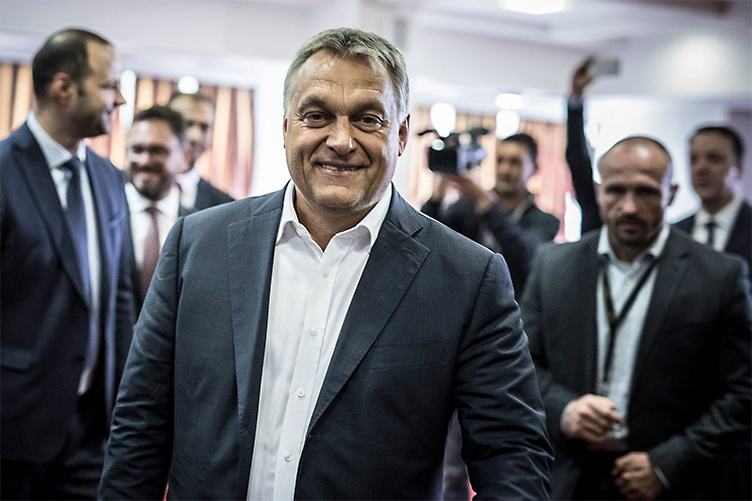 The day when Orbán openly stood out for hate and bigotry