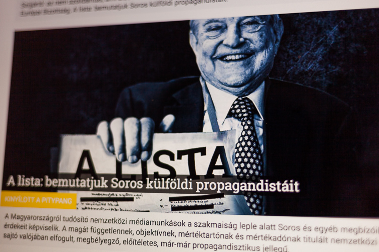 The List: Introducing Soros' foreign propagandists