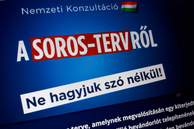 Hungarian Helsinki Committee sues propaganda ministry over National Consultation