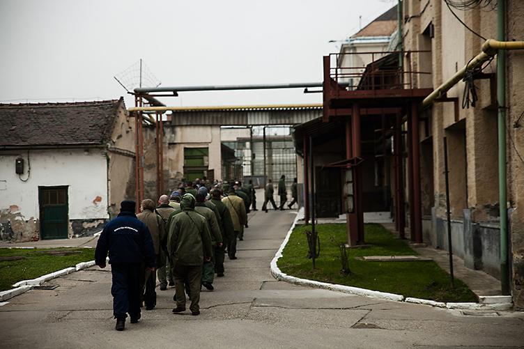 Hungarian Prison Service Headquarters terminated agreements with NGOs